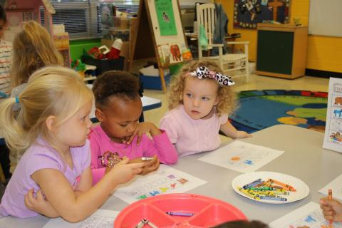 Preschool at St. Matthew