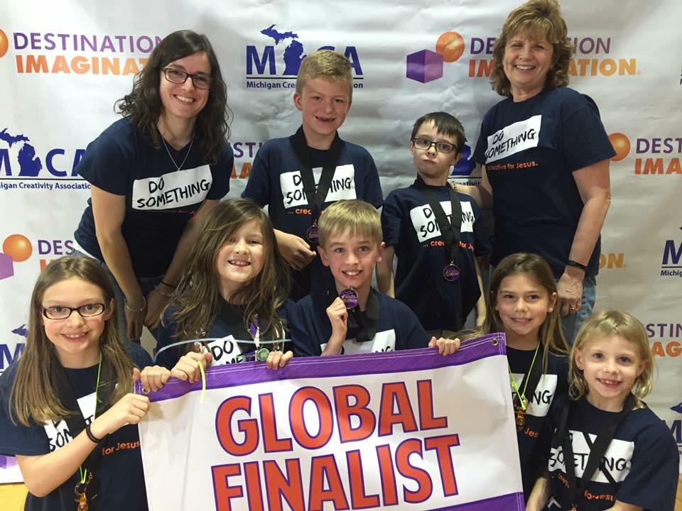 DI Destination Imagination Global Finals 3rd Grade 2017