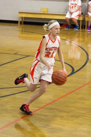 Girls Basketball - JV and Varsity